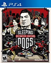Sleeping Dogs - Definitive Edition [PS4]