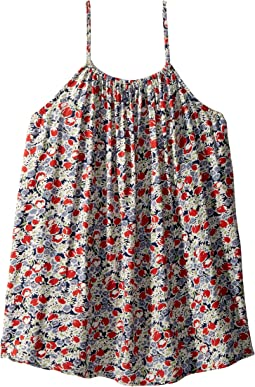 Floral Challis Top (Big Kids)
