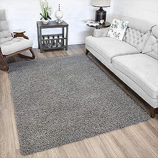 Ottomanson Collection shag area rug, 6'7