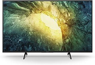 Sony KD-43X7055 Bravia 108 cm (43 Zoll) Fernseher (LED, 4K Ultra HD (UHD), High Dynamic..