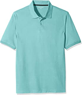 short sleeve polo shirt mens
