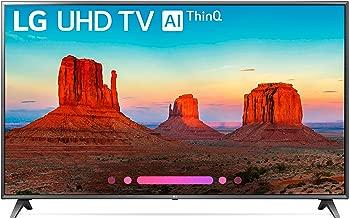 LG Electronics 75UK6570PUB 75-Inch 4K Ultra HD Smart LED TV (2018 Model)