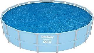 Bestway 18' Steel Frame Solar Pool Cover - Camiseta de Golf para Hombre