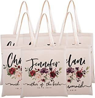 Best bridesmaids tote bags personalized Reviews