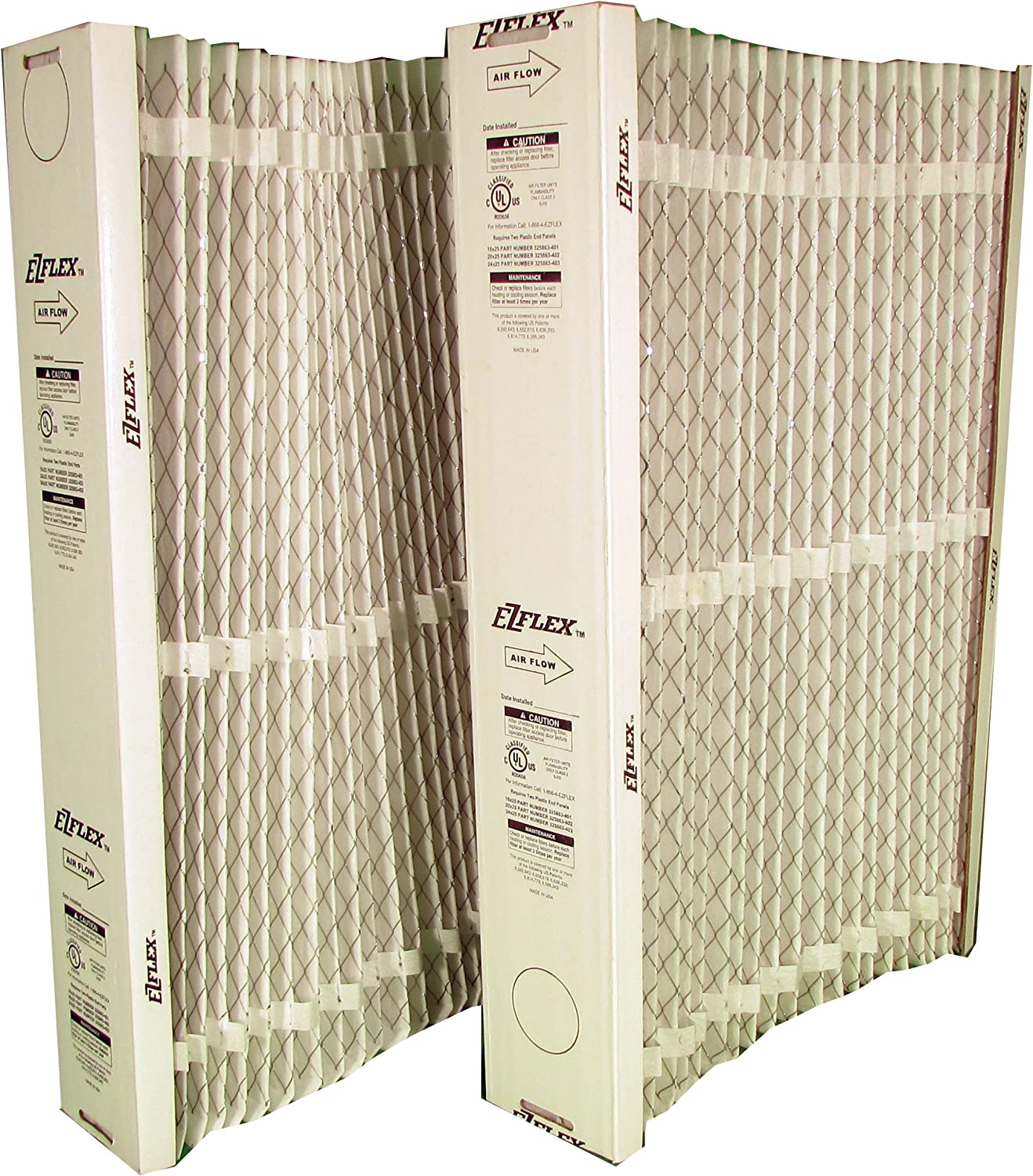 Bryant Carrier EZ-FLEX expxxfil0020 Filter Media Max Complete Free Shipping 76% OFF