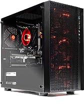 SkyTech Blaze – Gaming Computer PC Desktop – Ryzen 5 1600 6-Core 3.2 GHz, NVIDIA..