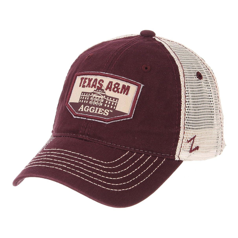 Zephyr NCAA Mens Trademark Relaxed Cap