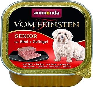 アニモンダ フォムファインステン シニア 牛肉・豚肉・鳥肉 150g (犬用)