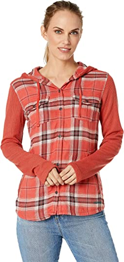 Reagan Midweight Flannel Long Sleeve