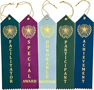 ribbon for certificate of achievement