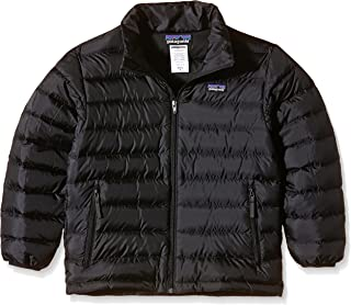 Patagonia Down Sweater (Kid) - Black-Small