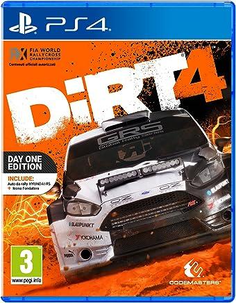 1d3d6325fc2c DiRT 4 - Edizione Day One - PlayStation 4