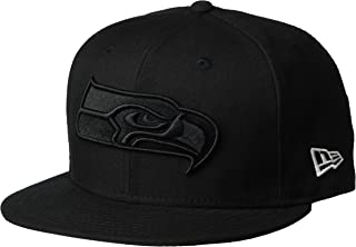 New Era EMEA 9Fifty Snapback Seattle Seahawks Schwarz Camouflage