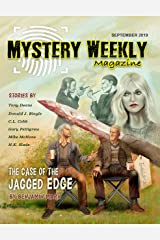 Mystery Weekly Magazine: September 2019 (Mystery Weekly Magazine Issues Book 49) Kindle Edition