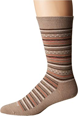 Feetures Santa Fe Ultra Light Crew Sock