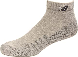 New Balance Men's 2 Pack Coolmax Low Cut Socks