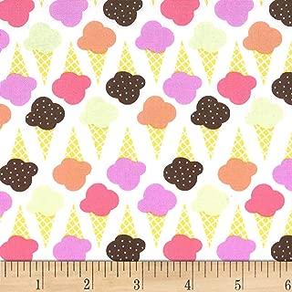 michael miller ice cream fabric