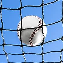 Net World Sports Baseball Net - 30' x 10' - (Fully Edged & Heavy Duty)