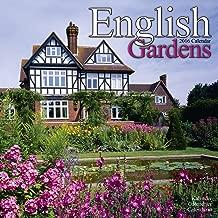 English Gardens Calendar - 2016 Wall calendars - Garden Calendars - Flower Calendar - Monthly Wall Calendar by Avonside