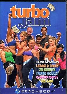 turbo jam workout