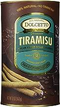 Dolcetto, Wafer Rolls Tiramisu, 12 Ounce