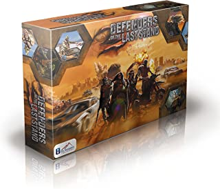 8th Summit Defenders of The Last Stand Board Game