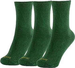 Minime, Calcetines Cortos Escolares Colegio Uniforme Varios Colores Pack de 3