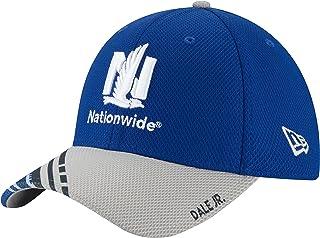 NASCAR Dale Earnhardt Jr Nationwide Visor Slick 39THIRTY Stretch Fit Cap