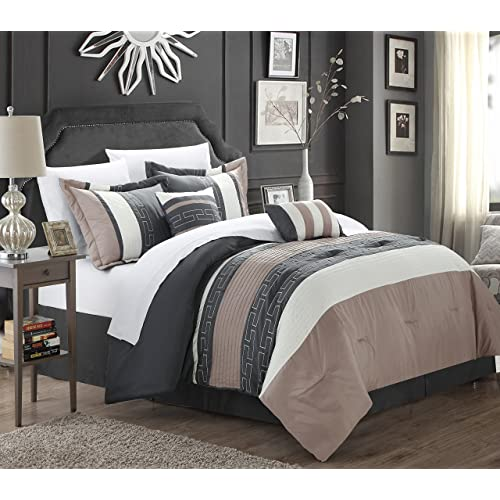 King Size Comforter Sets Clearance Amazon Com
