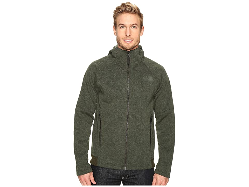 The North Face Trunorth Hoodie (Rosin Green Heather/Rosin Green Heather (Prior Season)) Men