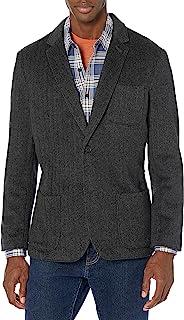 Men's Standard-Fit Wool Blazer