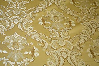 Best gold upholstery fabric Reviews