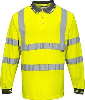 Amazon.es: Amarillo - Camisas, camisetas y polos / Ropa de trabajo y de seguridad: Ropa