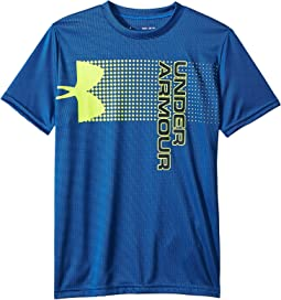 Under Armour Kids Crossfade Tee (Big Kids)