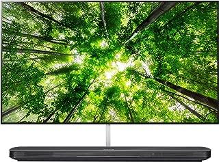 LG Signature OLED77W8PUA 77-Inch 4K Ultra HD Smart OLED TV (2018) (Renewed)