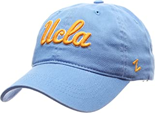ZHATS UCLA Bruins Scholarship Relaxed Fit Dad Cap - NCAA, Adjustable One Size Baseball Hat