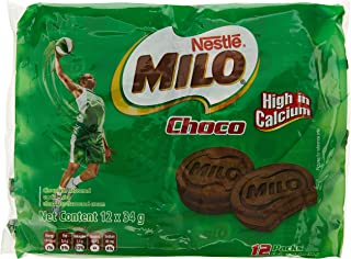 MILO Biscuit Sandwich, 408g