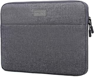 HYZUO Laptop Sleeve Case for 13-13.3 Inch Notebook Tablet Briefcase Bag Compatible with 13.3 MacBook Pro/MacBook Air/Dell XPS 13/12.3 Surface Pro/ 12.9 iPad Pro/ 13.5 Surface Laptop 2017/2, Dark Grey