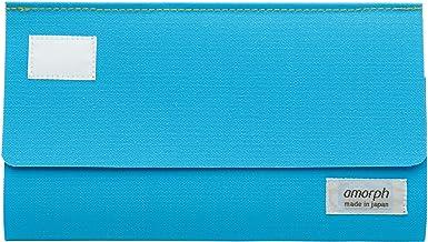 マスクケース 「 真救キーパー 」 ブルー 【 amorph アモルフ 】 ますくキーパー