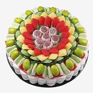 comprar comparacion Tarta de golosinas -Fruit 27 cm