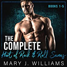 The Complete Hart of Rock and Roll Series Box Set Books 1-5