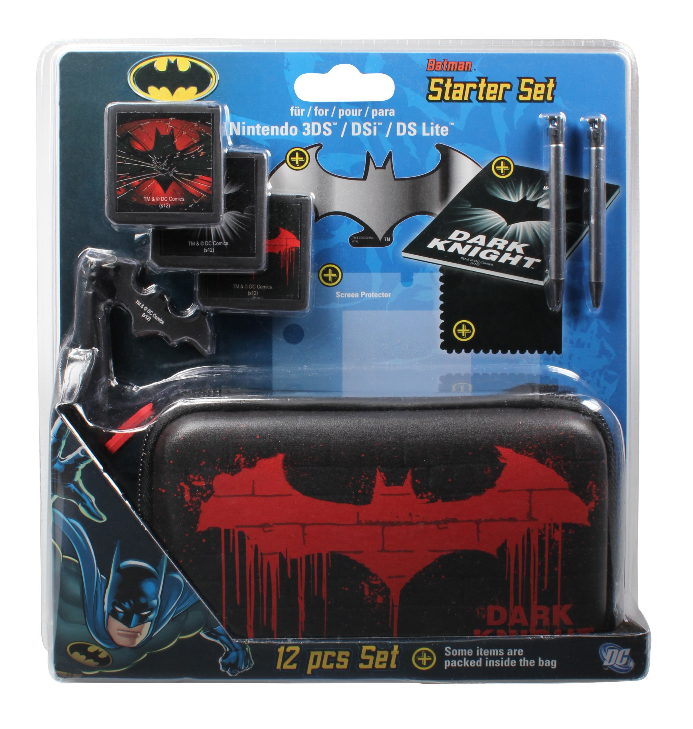 WildfireEurope Batman El caballero oscuro - Pack de accesorios ...