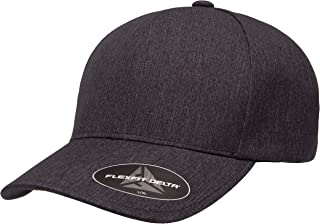 Men's Seamless Fitted Delta Carbon Cap