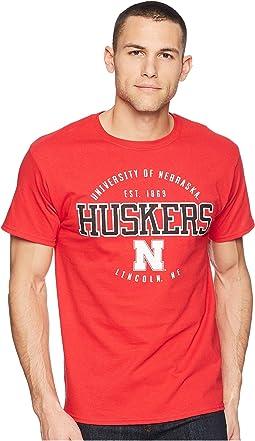 Champion College Nebraska Cornhuskers Jersey Tee 2