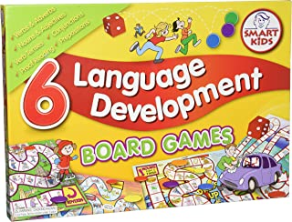 Didax Educational Resources Lang Development Board Game