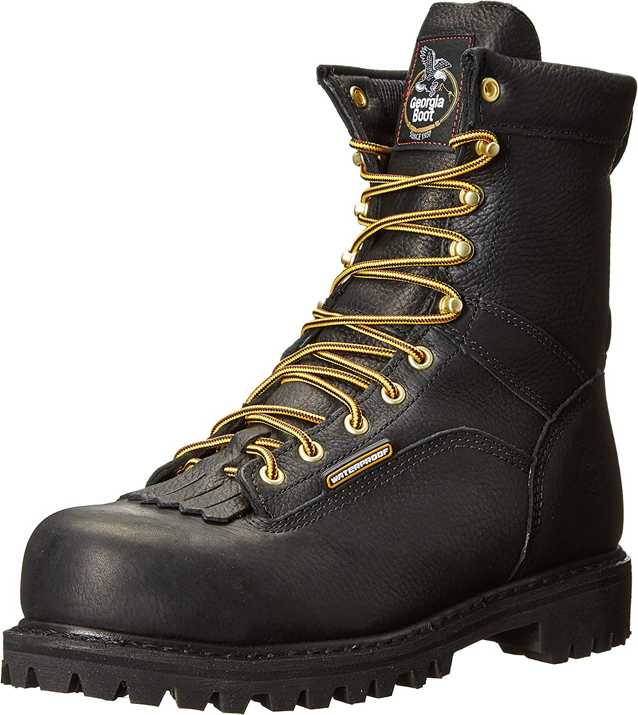 Mäns GBOTOTO078 Mid Calf Boot
