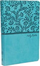 KJV, Deluxe Gift Bible, Leathersoft, Teal, Red Letter, Comfort Print: Holy Bible, King James Version PDF