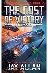 The Cost of Victory: Crimson Worlds 2 Kindle Edition