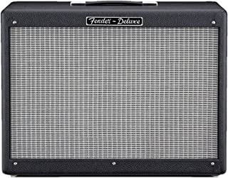 Fender Hot Rod Deluxe 112 Enclosure 80-Watt 1x12-Inch Guitar Amp Cabinet - Black