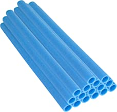 Upper Bounce Trampoline Enclosure Pole Foam Sleeves - Choose your color and size